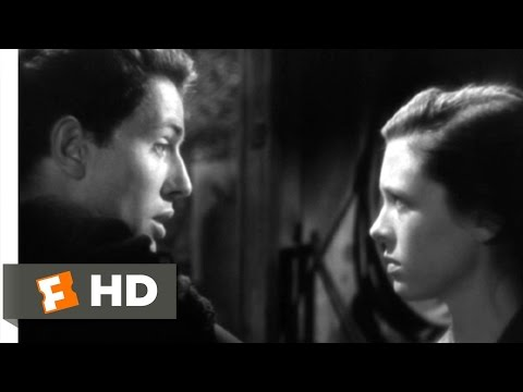 They Live by Night (4/10) Movie CLIP - In So Deep (1948) HD