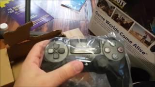 انبوكسنق سوني4 برو PS4 PRO 😍