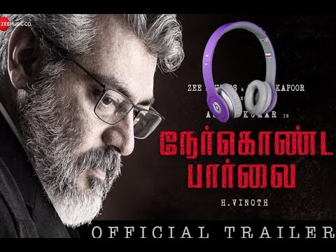 Ajith In Nerkonda Paarvai Movie In Best 2 Theme Music Ringtones| Download Link | Ss Music