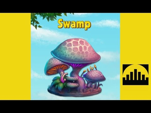 Android Bubble Worlds Level 31-60 - Swamp