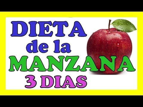 Dieta de la manzana para adelgazar 3 dias para