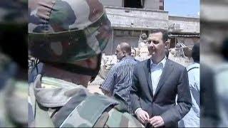 Syrie : Bachar el-Assad clame la certitude de la