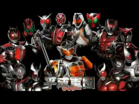 ตัวอย่าง Heisei Riders Vs Showa Riders: Kamen Rider Wars feat. Super Sentai (พากย์ไทย)