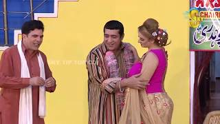 Zafri Khan and Iftikhar Thakur Stage Drama Budhay Shararti 2 Full Comedy Clip 2019