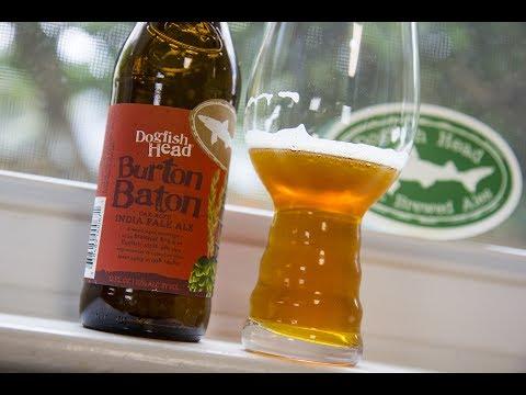 Dogfish Head Burton Baton Beer Review