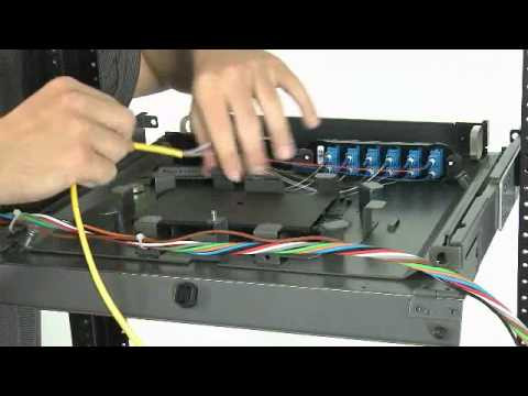 Fiber Optic Training Featuring Splicing in PCH-01U