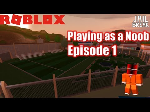 Roblox: JailBreak: Playing as a Noob Ep1: How to earn cash ...