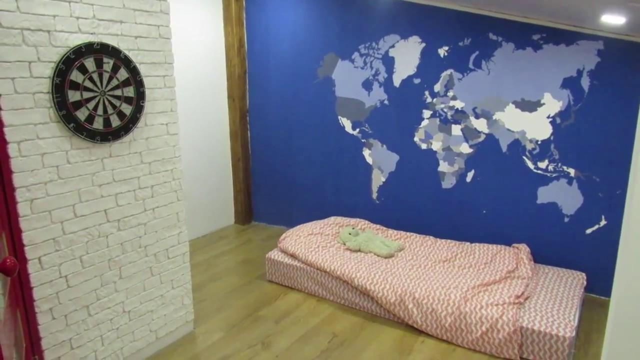 Карта Travel Map Gold World RU - YouTube