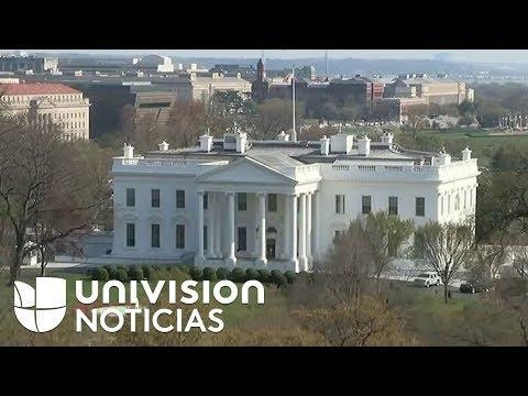 Jeff Sessions habla sobre los esfuerzos de control migratorio que hace la administración actualmente
