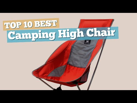 Camping High Chair // Top 10 Best Sellers 2017