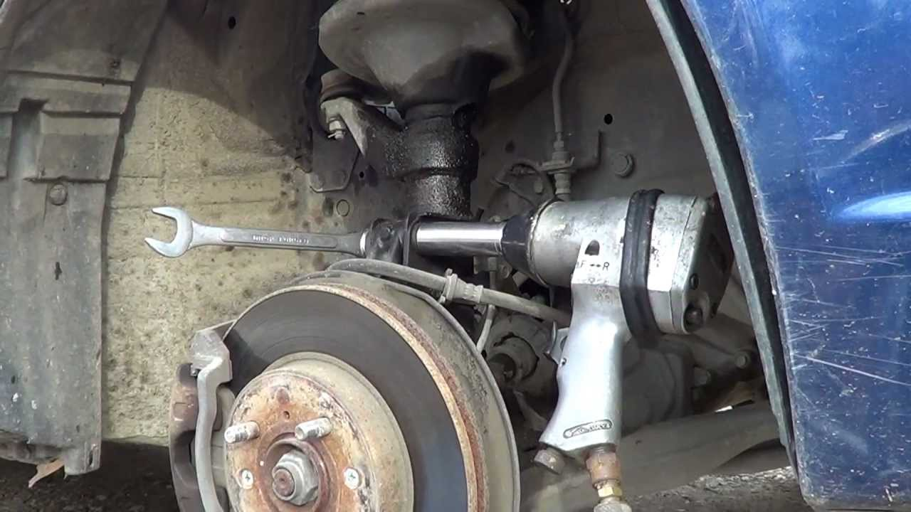 How To Lower And Install Struts On A 2001 2005 Honda Civic