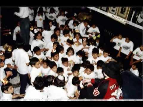 Michael Jackson Humanitarian Love Charity