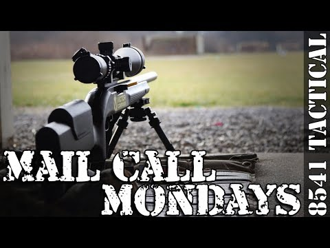 Mail Call Mondays Season 7 #3 - Truing Actions, Shooting Weak-side, Reticles for Rimfires and Gloves