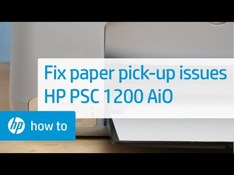 DRIVERS UPDATE: HP PSC 1210XI ALL IN ONE PRINTER
