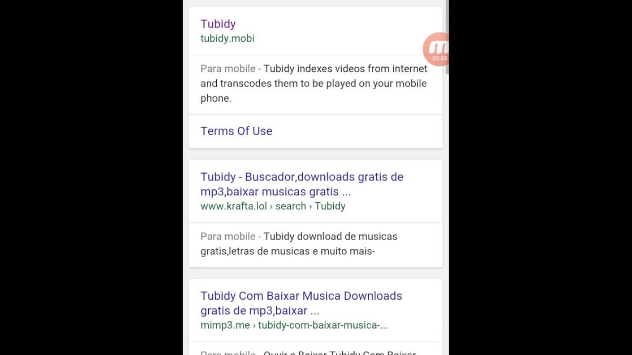 Krafta buscador de downloads.