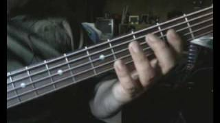 Whole Lotta Rosie - Bass Line