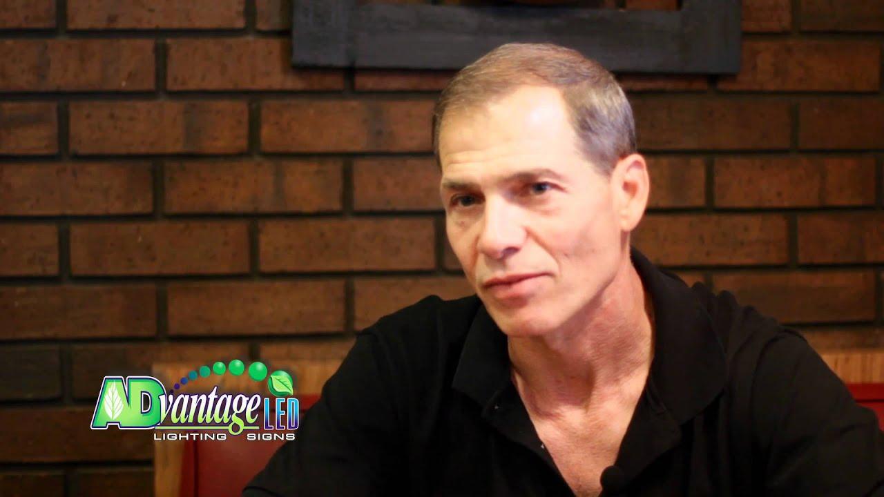 Randys Family Restaurant Testimonial Advantage Led Signs Youtube