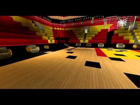 Minecraft:Miami Heat Arena (American Airlines Arena)