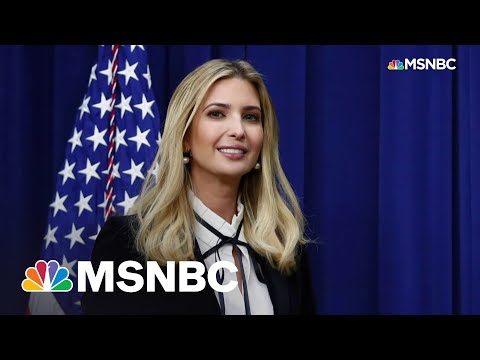 Is Ivanka Next? Why Trump-Org Charges Could Spell Trouble For Ivanka