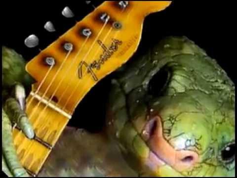 Sombre Reptiles - A Brian Eno Cover