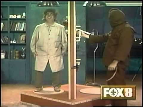 The Mystery Of Morgus - WVUE-TV New Orleans 10/30/2011