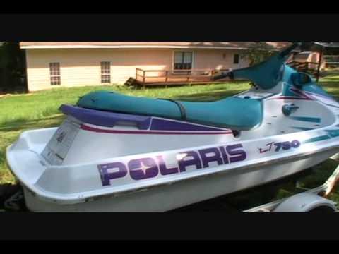 1994 Polaris SLT 750