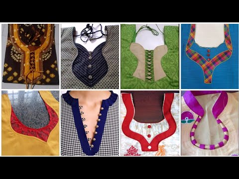 30 New Latest Neck Designs For Kurti/Churidar Neck Designs/Salwar Suit Neck Designs/Gale k Design
