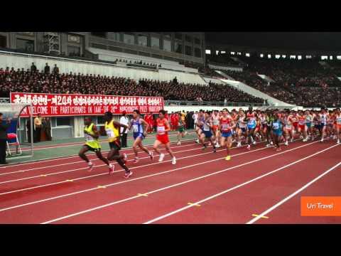 North Korea Opens Pyongyang Marathon to Tourists