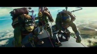 Черепашки Ниндзя 2   Русский Трейлер #2 2016 3D И 2D\Teenage Mutant Ninja Turtles 2