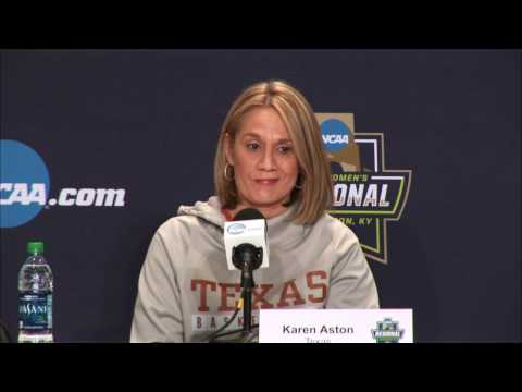 News Conference: Texas Preview