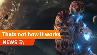 Avengers Endgame & Infinity War Shocking Alternative Scenes
