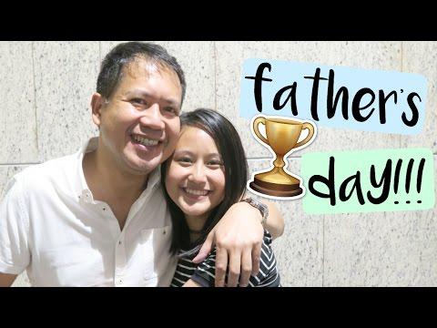 FATHER'S DAY + SHOPPING W/ SISTERS & CARPOOL KARAOKE!!