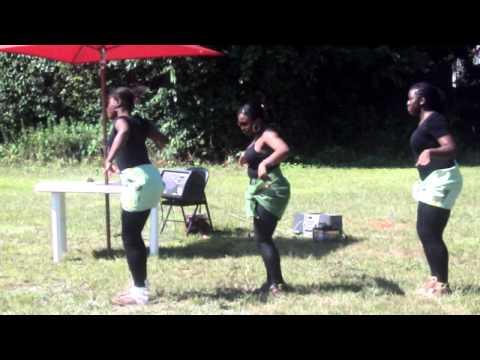 Folake Umosen Jesu Loba dance-- Part 2