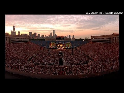 "Grateful Dead - ""Box of Rain"" (Soldier Field, 7/9/95) (Best Quality)"
