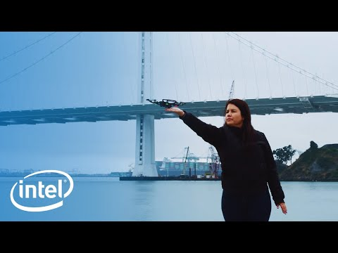 Drones Getting Smarter with AI | Intel