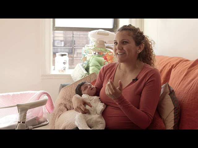 New York City Mom Thought Abortion Was The Only Option She Could Afford. Then She Saw Her Baby.
