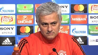 Jose Mourinho Full Pre-Match Press Conference - Sevilla v Manchester United - Champions League