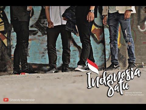 Ghandy November- Indonesia Satu  ft Vito, Wilbert Tan, Fakar Tio