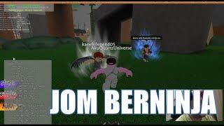 Jom Roblox | Yin vs Yang Ninjago Gameplay | QU Malaysia