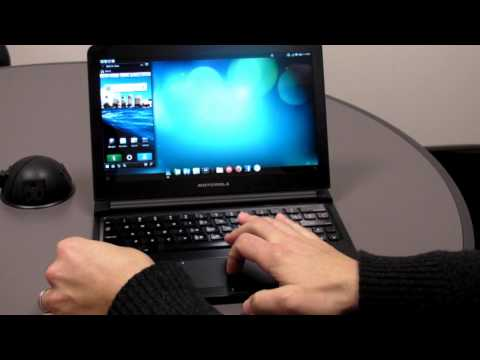Motorola Atrix 4G and Laptop Dock Overview