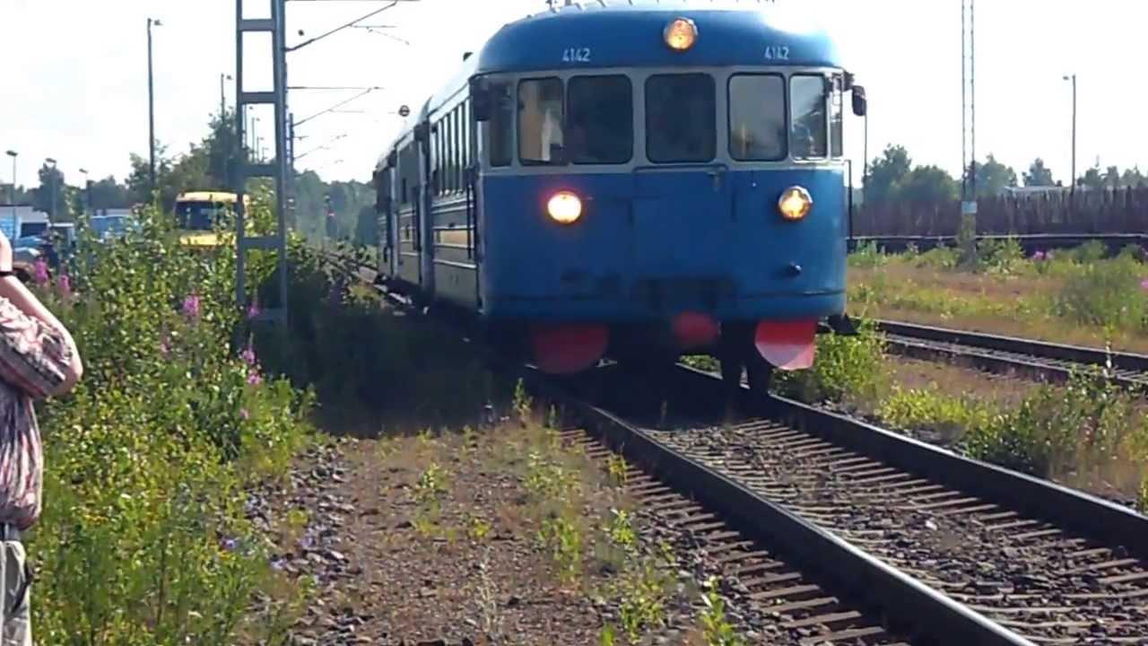 Lättähattu Juna