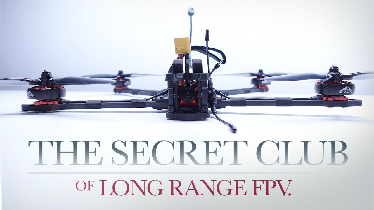 Download THE SECRET CLUB of Long Range Fpv - [ HOW TO JOIN US ] 🛸