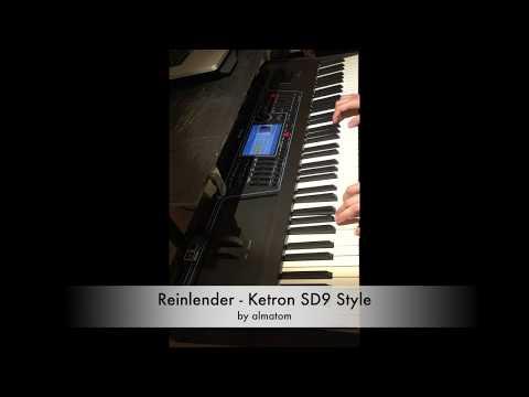 Reinlender -Ketron SD9 Style by almatom