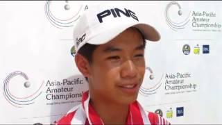 Asia-Pacific Amateur Championship: Low Khai Jei (Round 4)