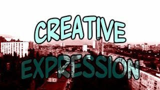 K-Rino - Creative Expression (Lyric Video)