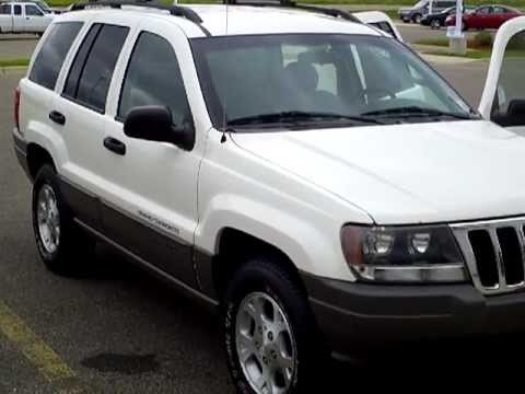 2002 Jeep Grand Cherokee Selec Trac 4x4 Youtube