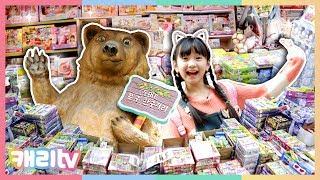 [장난감친구들] 신기한 장난감과 학용품이 가득한 동대문 완구거리를 가다.
