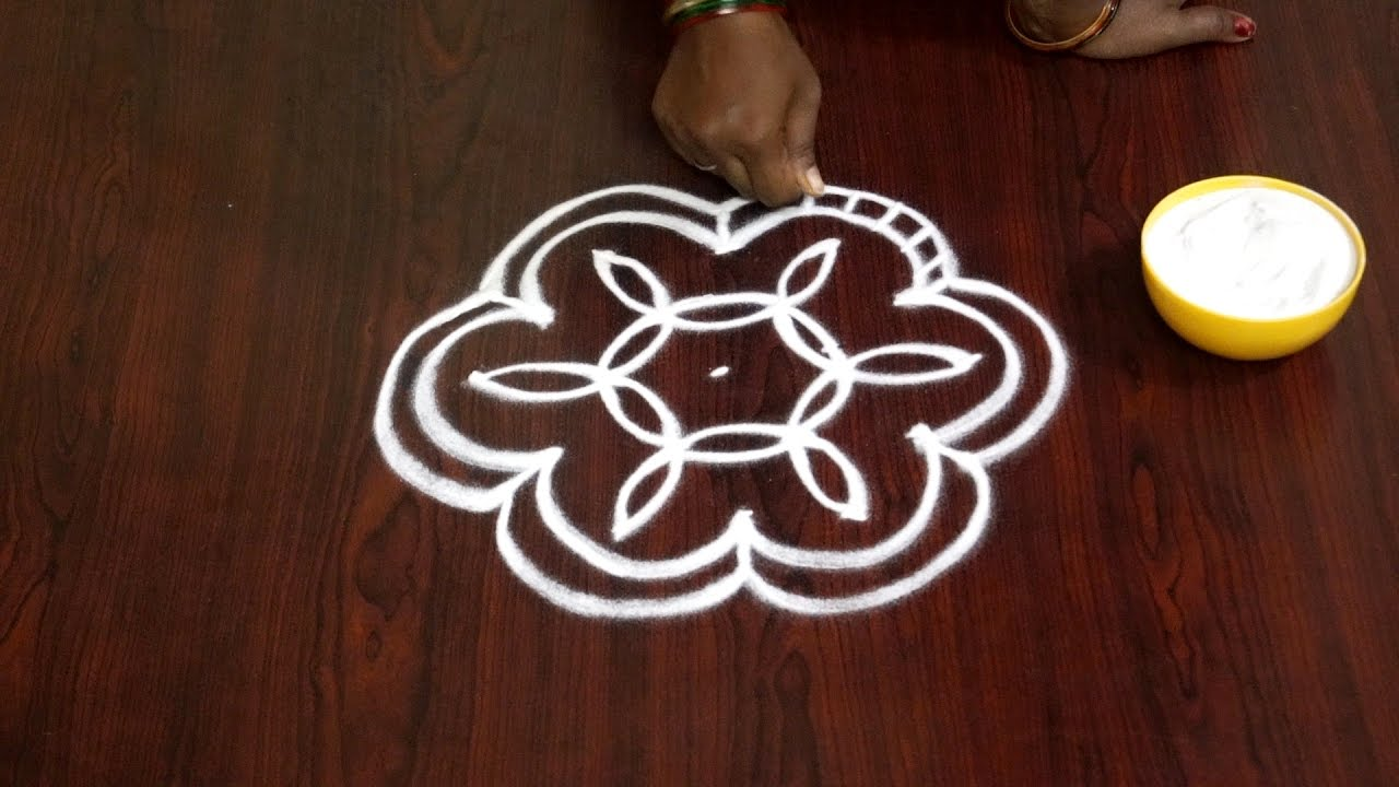 small rangoli designs without dots small rangoli kolam without