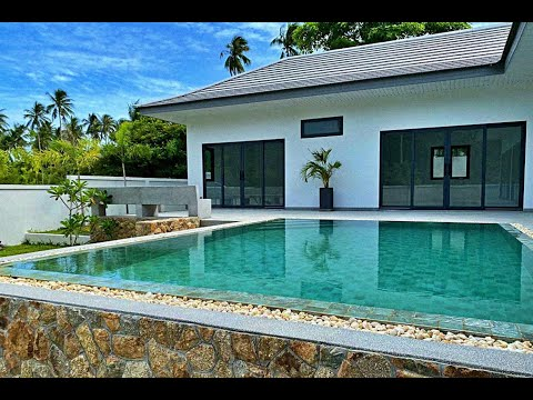 Modern Pool Villa for Sale | Islands Of Siam Property Group