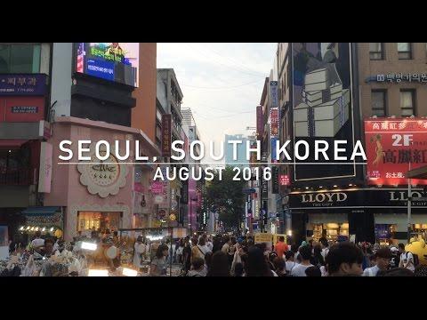 「Travel」Seoul, South Korea (August 2016)